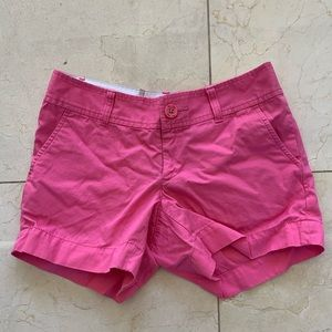 Lilly Pulitzer NWOT Callahan Short Size 0 Pink